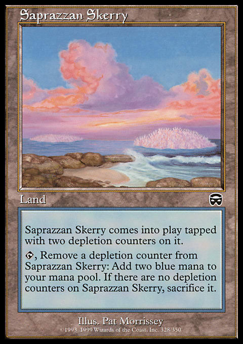 Saprazzan Skerry