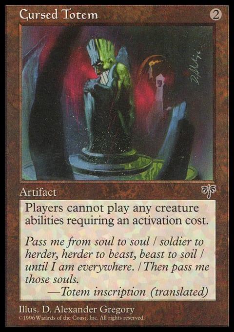 Cursed Totem