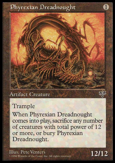 PHyrexian Dreadnought