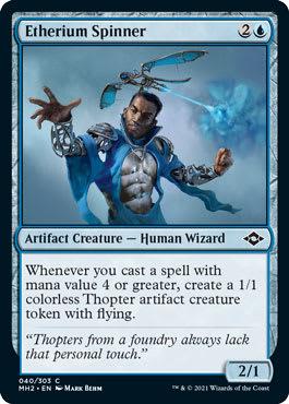 Etherium Spinner