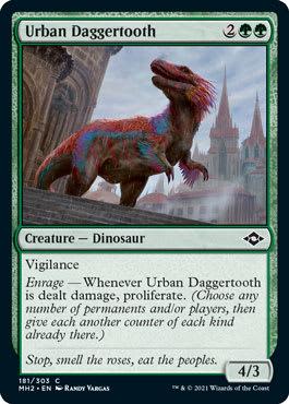 Urban Daggertooth