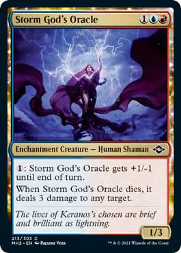 Storm God's Oracle