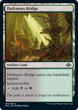 Darkmoss Bridge