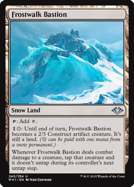 Frostwalk Bastion