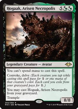 Hogaak, Arisen Necropolis