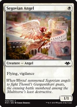 Segovian Angel