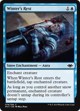 Winter's Rest