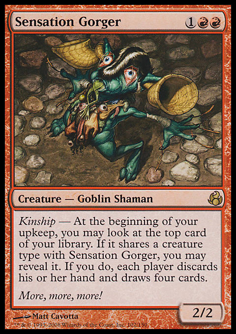 Greedy Greedy Goblins | Article by Carlos Gutierrez