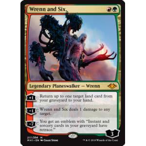 Wrenn and Six