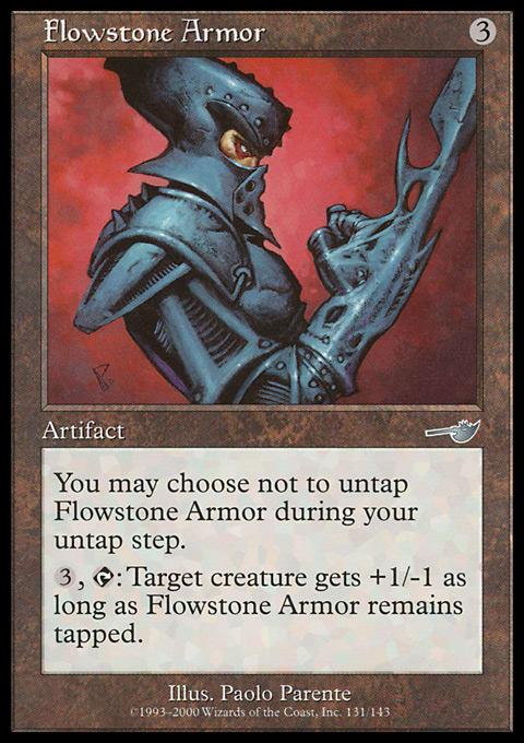 Flowstone Armor