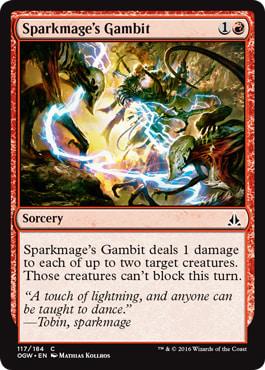 Sparkmage's Gambit