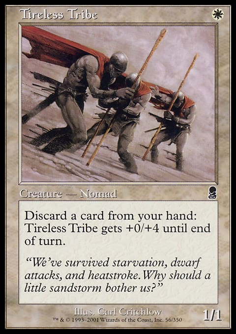 Tireless Tribe