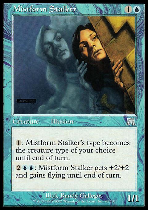 Mistform Stalker