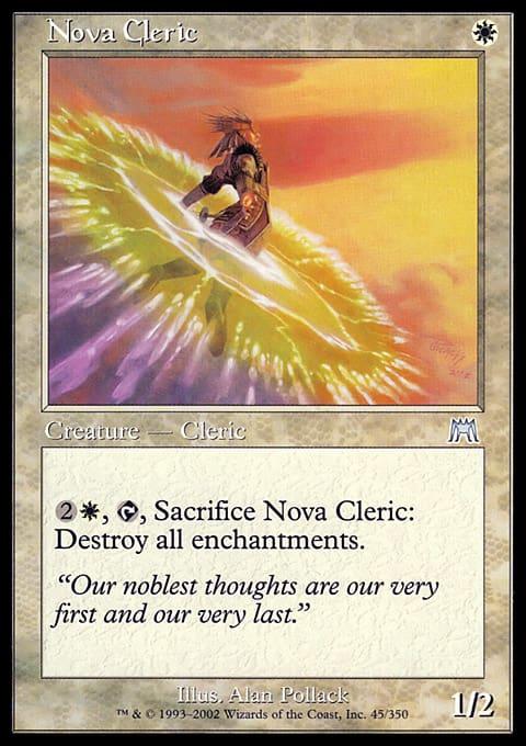 Nova Cleric
