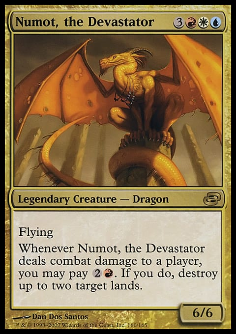 Numot, the Devastator