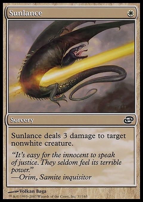 Sunlance