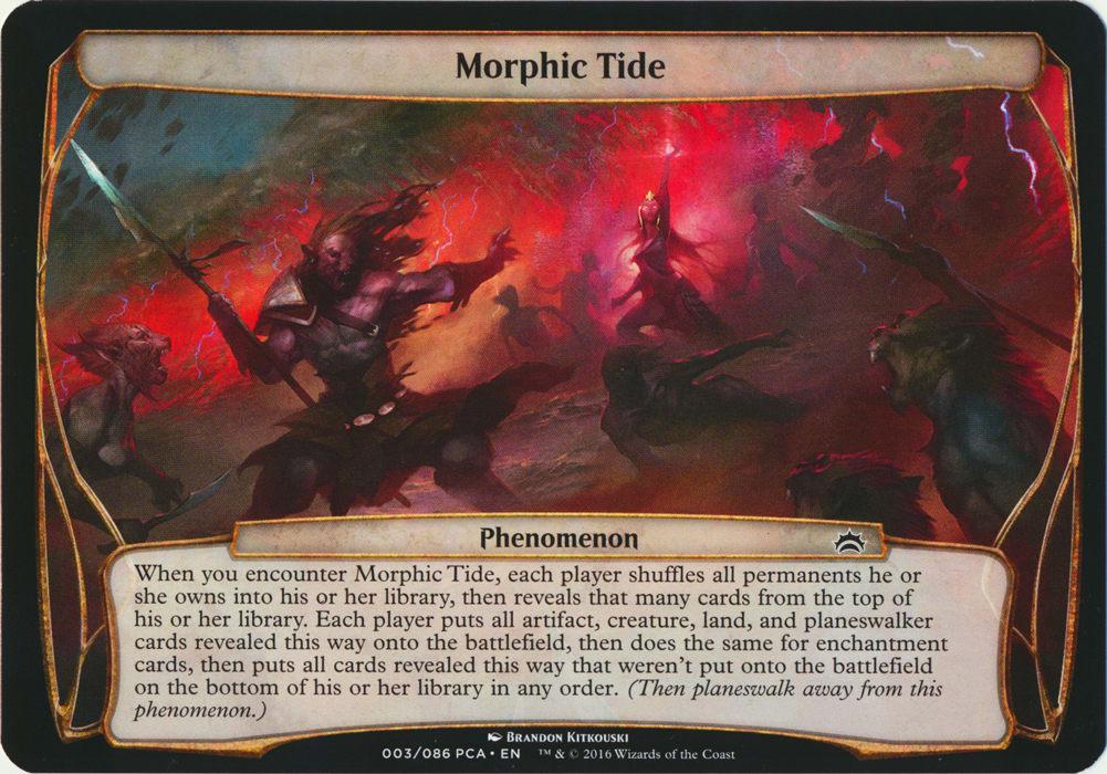 Morphic Tide