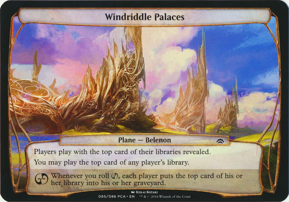 Windriddle Palaces