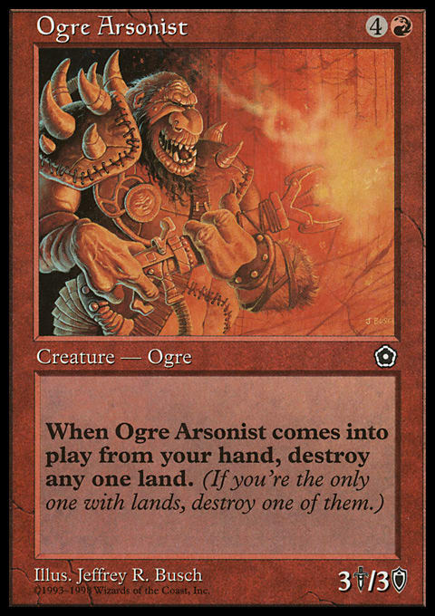Top Ten Unreprinted Portal Cards   Article by Abe Sargent