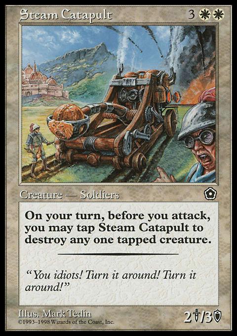 Steam Catapult