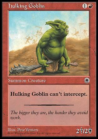 Hulking Goblin
