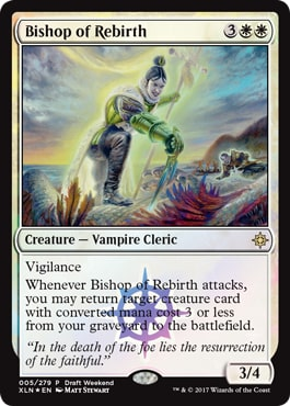 Bishop of Rebirth