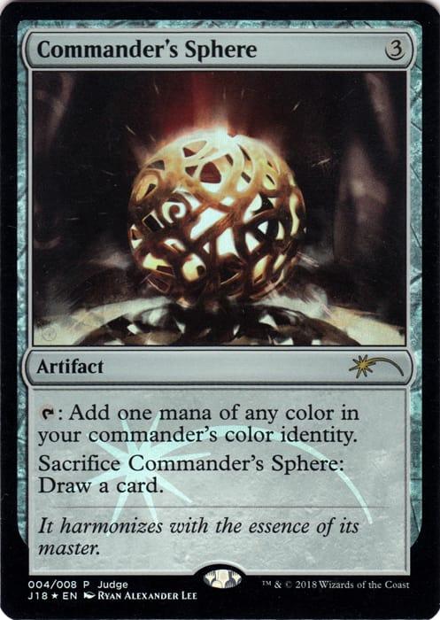 Commander's Sphere