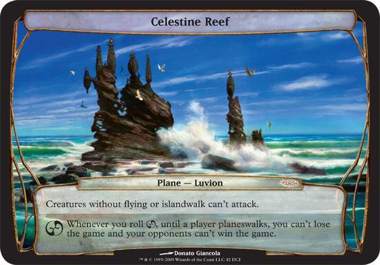 Celestine Reef