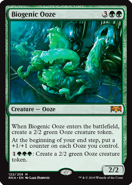 Biogenic Ooze