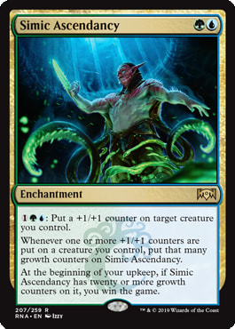 Simic Ascendancy