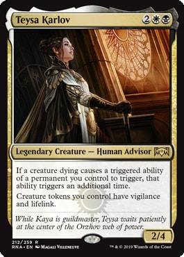 Top Ten Ravnica Allegiance Orzhov Cards Article By Bruce Richard Orzhov offers the most potent removal package around and is content to build board position while gatecrash: top ten ravnica allegiance orzhov cards