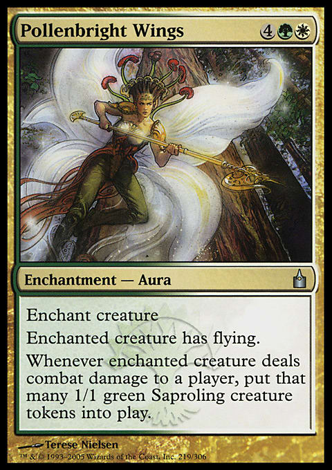 Pollenbright Wings