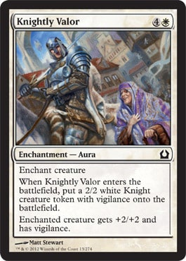 Knightly Valor