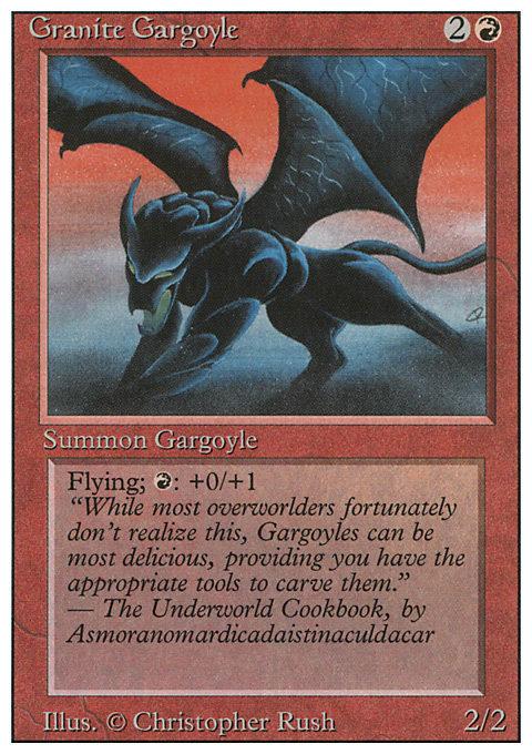 Granite Gargoyle