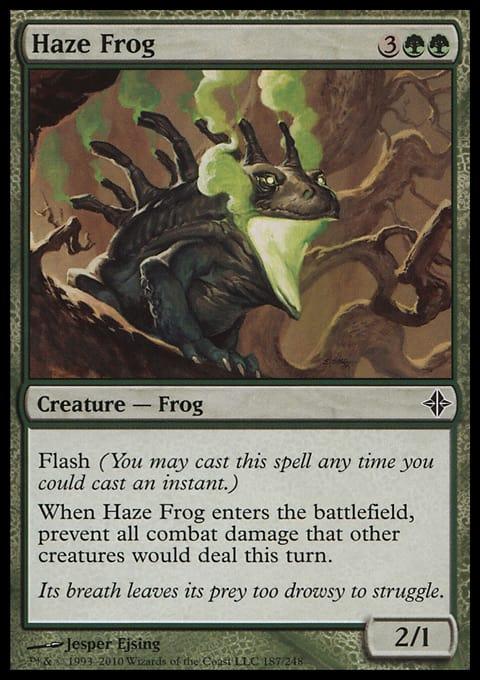 Haze Frog