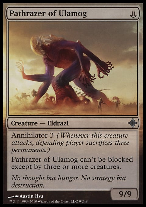 Pathrazer of Ulamog