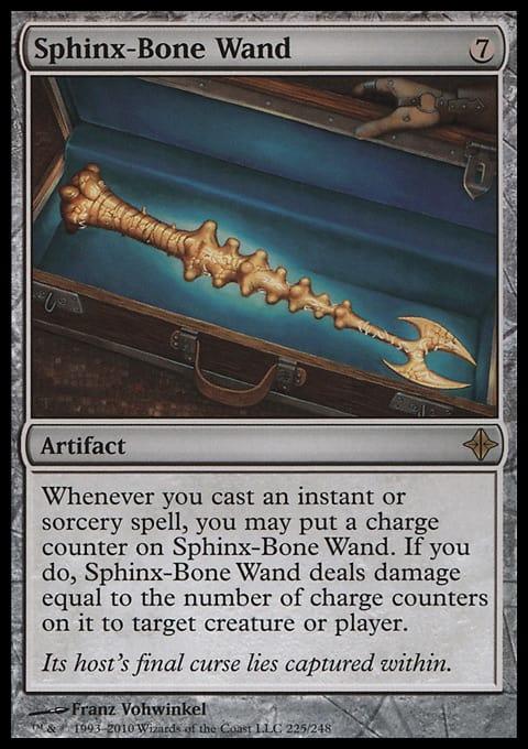 Sphinx-Bone Wand