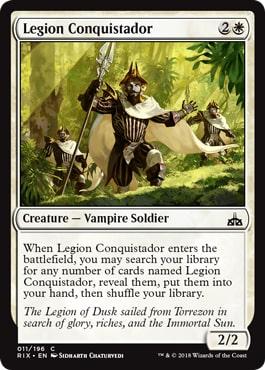 Legion Conquistador