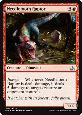 Needletooth Raptor