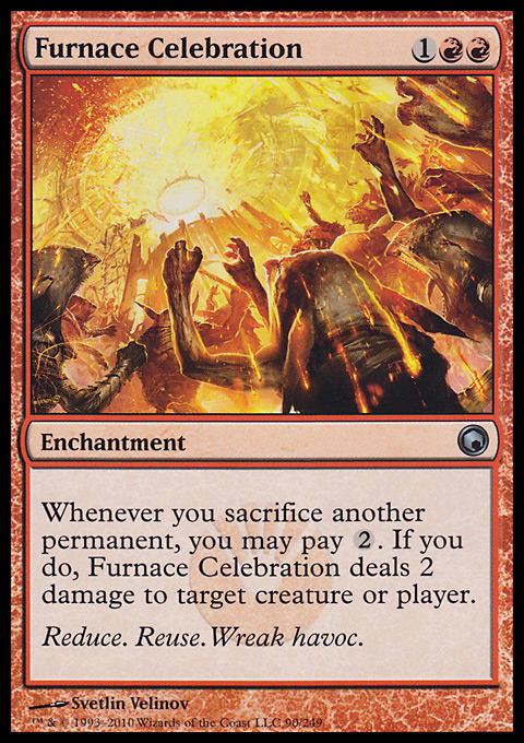 Furnace Celebration