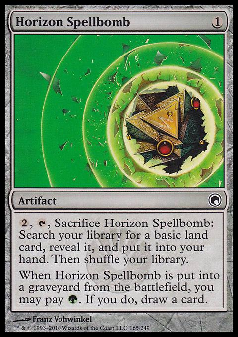 Horizon Spellbomb