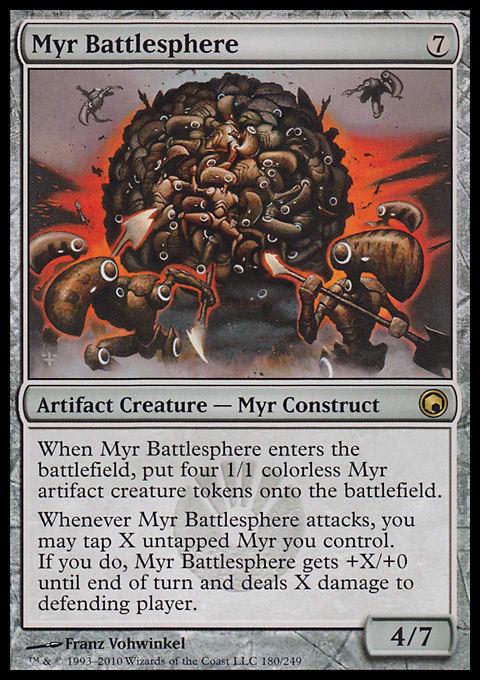 Myr Battlesphere