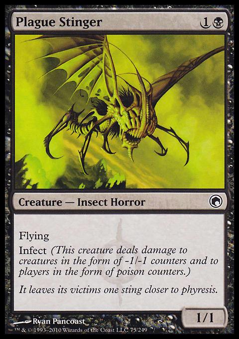 Plague Stinger