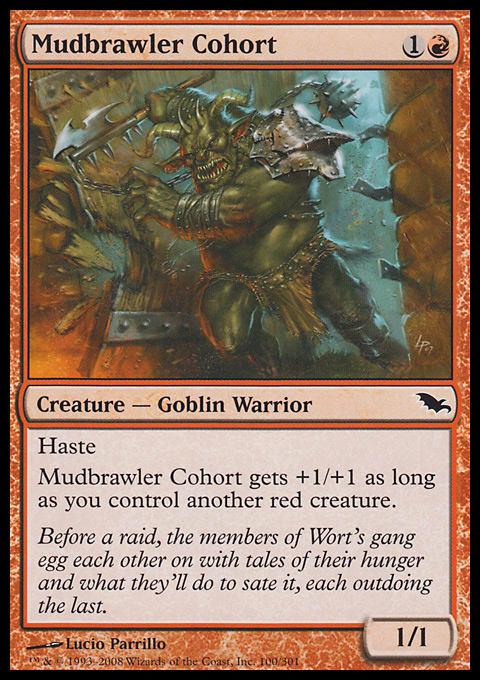 Mudbrawler Cohort