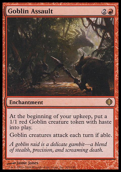 Goblin Assault