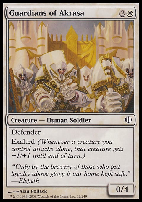 Guardians of Akrasa