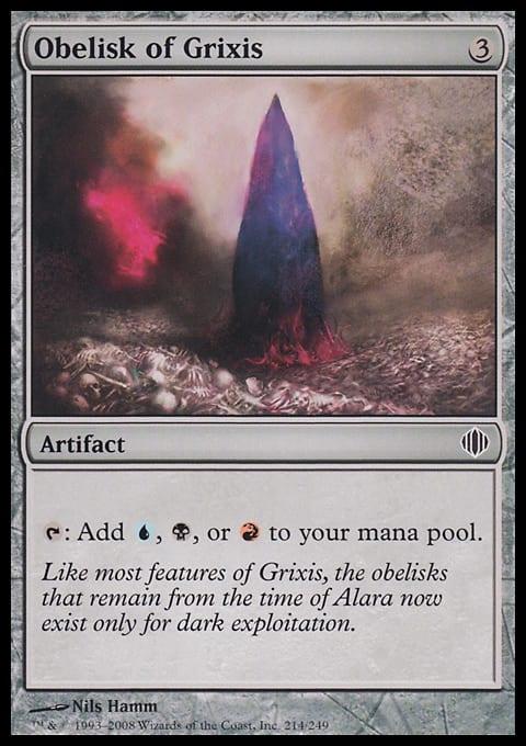 Obelisk of Grixis