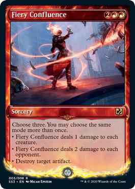 Fiery Confluence