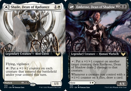 Shaile, Dean of Radiance