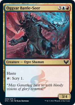 Oggyar Battle-Seer